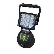 rechargeable magnetic work light 27w rechargeable cordless magnetic led work light