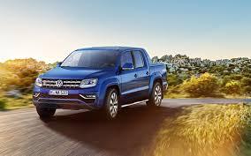 volkswagen pickup 2017 volkswagen amarok is midsize lux truck we can u0027t have