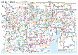 Mbta Map Pdf by Some Rail Maps From Around The World Transit