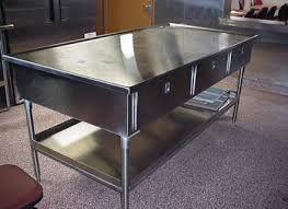 Commercial Kitchen Tables Of The Effective Stainless Steel - Commercial kitchen stainless steel tables