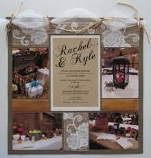 Rustic Wedding Albums Champagne Rustic Barn Wedding Guest Book Rustic Photo Album
