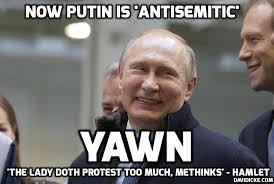 Jewish Meme - david icke us jewish group condemns putin s suggestion that jews