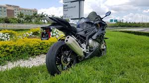 bmw motorcycle 2015 used 2015 bmw s 1000 rr motorcycles in miami fl