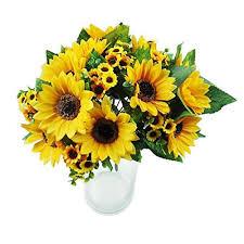 Sunflower Home Decor Sunflower Decoration Amazon Com