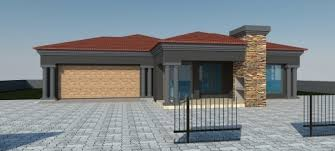 tuscan house plan t328d floor plans by modern 4 bedroom house plans south africa inspirational stylish