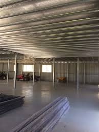 boxspan steel mezzanine floor frames for extra space u0026 storage