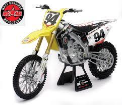 model motocross bikes ken roczen rch rmz450 1 12 die cast motocross mx toy model bike