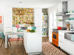 interior design of kitchen room interior design inspiration from a colorful kitchen hgtv