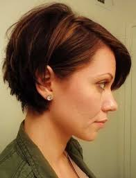hair styles for women with long noses short hairstyles and cuts grown out short layered pixie