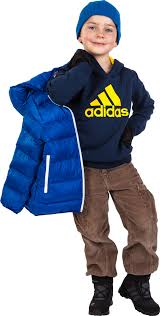 adidas synthetic down youth boys bts jacket sportisimo