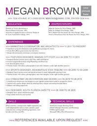 Resume Example Of Skills by 10 Best Resume Templates Images On Pinterest Resume Ideas