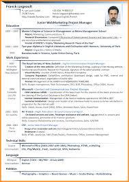 Microsoft Office 2003 Resume Templates Flight Attendant Resume Format Resume Ideas