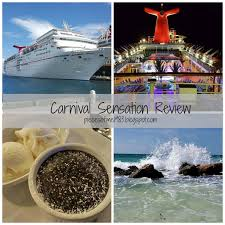 live simple travel well carnival sensation review day 1
