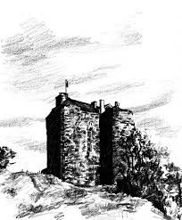 neidpath castle peebles the castles of scotland coventry
