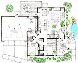 modern floor plan modern house architecture plans modern house design and floor plan