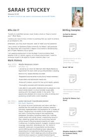 Public Relations Resume Sample by Media Relations Intern Resume Samples Visualcv Resume Samples