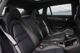 porsche panamera black 2018 porsche panamera sport turismo first drive review motor