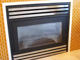 gas fireplace repair dirty glass my gas fireplace repair