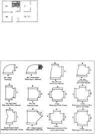 How To Read A House Plan Figure 5 23 How To Read Fittings