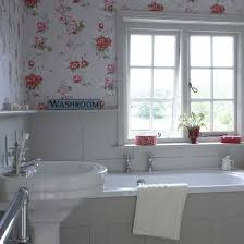 Small Country Bathrooms by 16 Best Floral Bathroom Ideas Images On Pinterest Shabby Chic