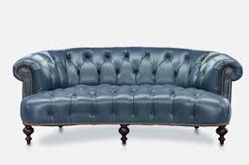 Are Chesterfield Sofas Comfortable the truman elegant curved chesterfield of iron u0026 oak