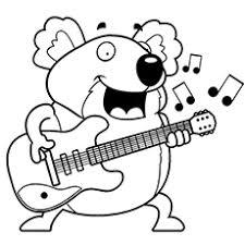 koala bear coloring page koala coloring pages free printables momjunction