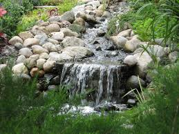 water features ponds fountains pondless waterfalls and water