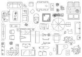 furniture floor plans home design