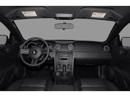 2008 Black Ford Mustang Used 2008 Ford Mustang In Pensacola Fl Serving Mobile