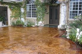 Decorative Concrete Patio Contractor Local Near Me Stained Concrete Contractors We Do It All Low