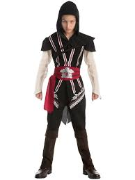 Cheap Halloween Costumes Men Creed Ezio Classic Teen Costume Teen Teen Costumes Costumes