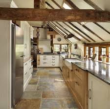 kitchen elegant kitchen stone flooring options with natural