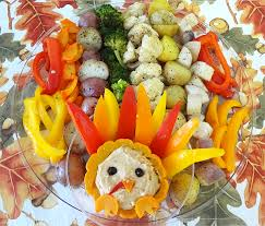 roasted vegetable tray for thanksgiving working s edible