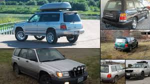 1999 subaru forester lifted 1999 subaru forester off road news reviews msrp ratings with