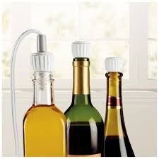 amazon com foodsaver 3 pack bottle stoppers wine bottle stoppers
