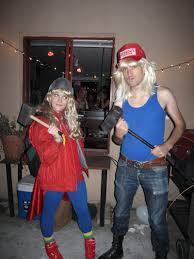 Thor Halloween Costumes Sara Thor Adventures Babysitting Costume