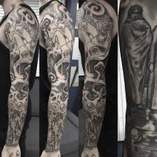 automotive tattoo sleeve inked stories tattoo by vidzul home facebook