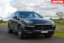 Porsche Cayenne Turbo S - 2016 porsche cayenne turbo s review motor