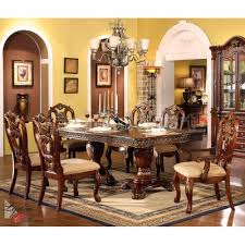 stylish design formal dining room sets for 8 pretty dining room