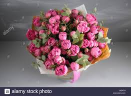 simply shabby chic misty rose rose peony misty bubbles bouquet flowers of pink roses in glass