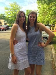 Twlin Sis Meet Elizabeth Swarm Engagement Editor For Virginia Tech Mogul