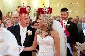 orthodox wedding crowns and shawn s serbian orthodox wedding in pittsburgh