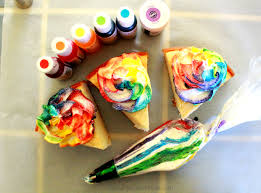 how to make rainbow cupcakes niki u0027s sweet side