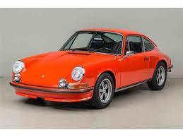 porsche 911 s 1969 for sale 1972 porsche 911 for sale on classiccars com 6 available
