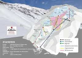 Japan Airlines Route Map by Lotte Arai Ski Resort Is Opening In December 2017 With 5 Ski Lifts