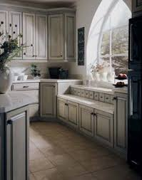 GRAY GLAZED Painted Kitchen Cabinets This Finish Is Overglazed - Kitchen cabinet glaze