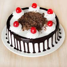 cakes online black forest cake