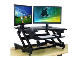 Electric Sit To Stand Desk by Electric Standing Desk Requires Zero Lifting Heavy Duty Sit To