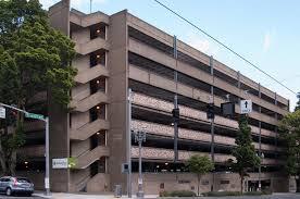 Parking Building Floor Plan Portland State Floorplans Parking Structure 1