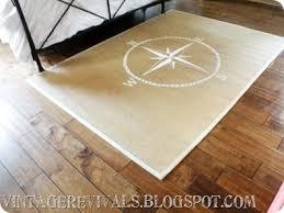 Painting A Jute Rug Best 25 Stencil Rug Ideas On Pinterest Stenciled Floor